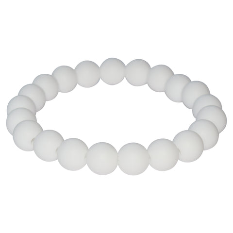 CLEARANCE - Kids' White Bracelet