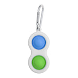 Bubble Popper Key Chain