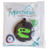 Munchables Dino Skull Chew Necklace in Reusable Package