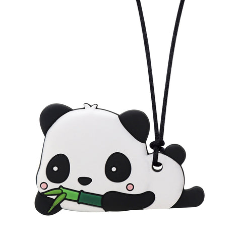 XL Panda Chew Necklace (Mild Chew)