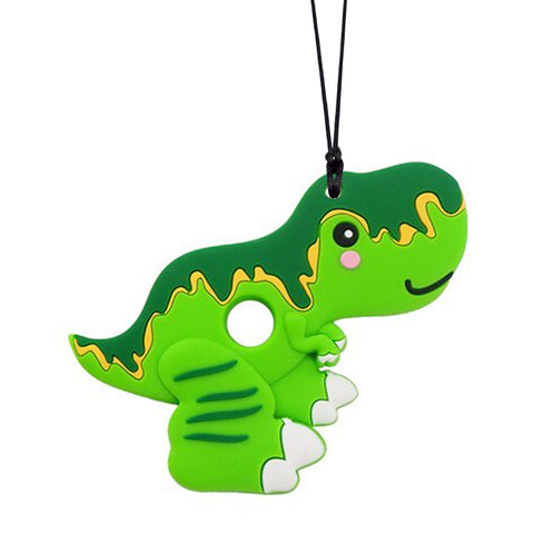 XL T-Rex Chew Necklace (Mild Chew)
