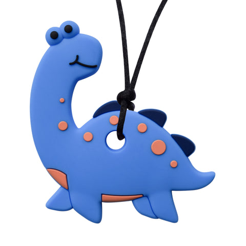 XL Brontosaurus Chew Necklace (Mild Chew)