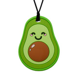 XL Avocado Chew Necklace (Mild Chew)