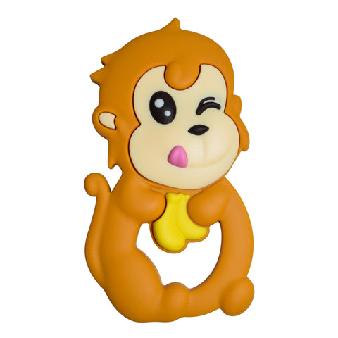 Munchables Hand-held Monkey Chew Fidget Toy