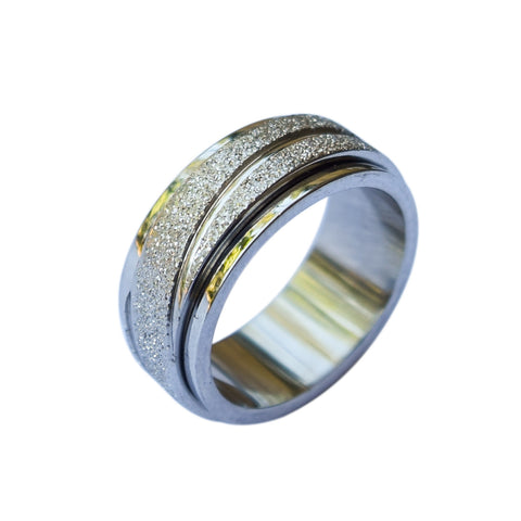 Fidget Spinner Ring