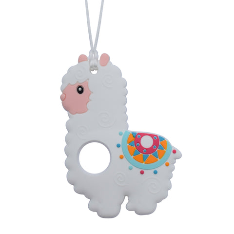 XL Llama Chew Necklace (Mild Chew)