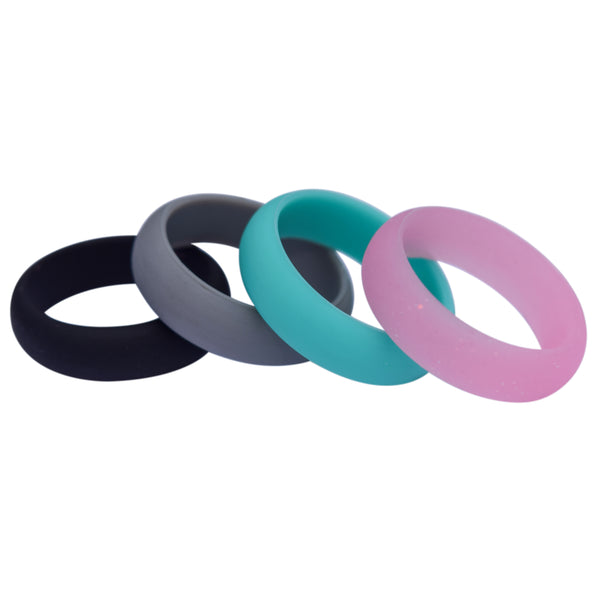 Solid Silicone Rings