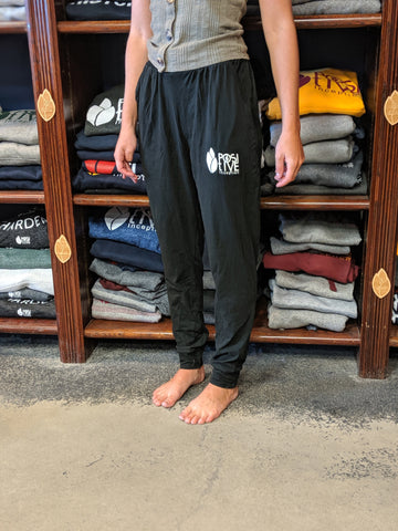 Unisex Positive Inception Black Joggers