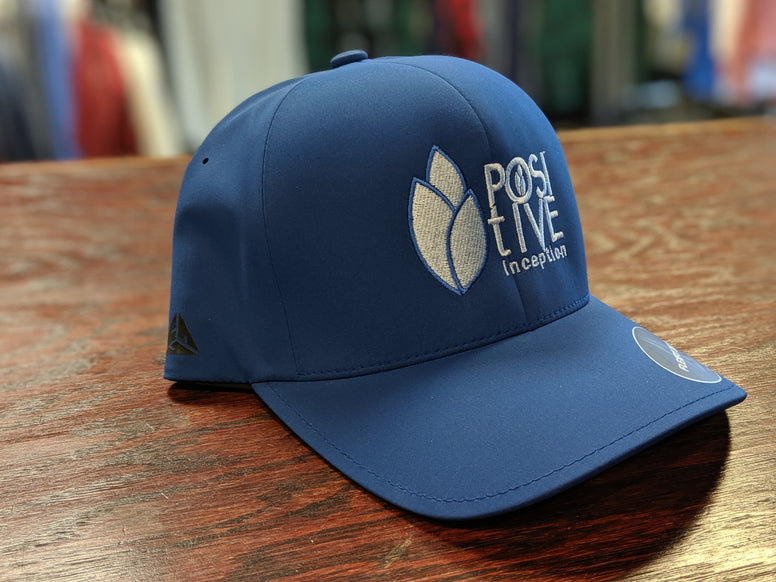 Royal Blue Positive Inception Dry-Fit Full back Hat