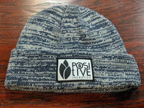 Heather Navy Toque