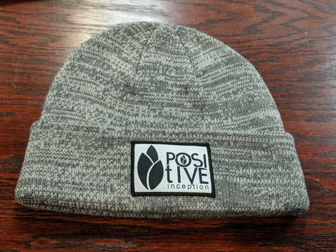 Heather Grey Toque