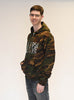 Army Green Camo Drink Cozy Positive Inception Hoodie