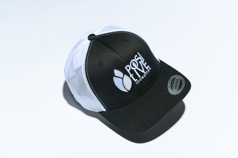 Positive Inception Black and White Hat