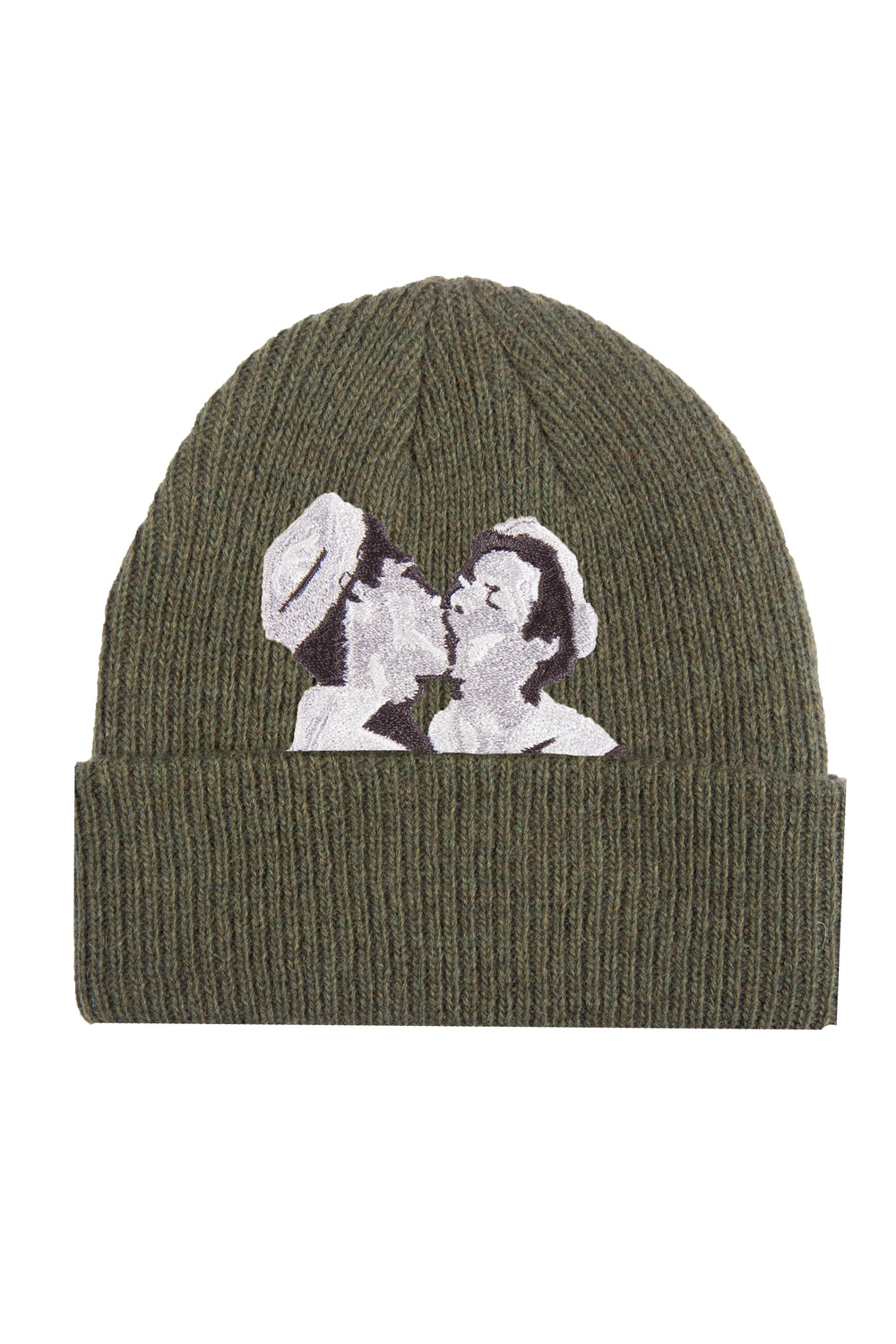 Holiday Beanie Green