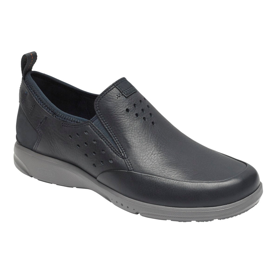 Truflex M Navy Slipon