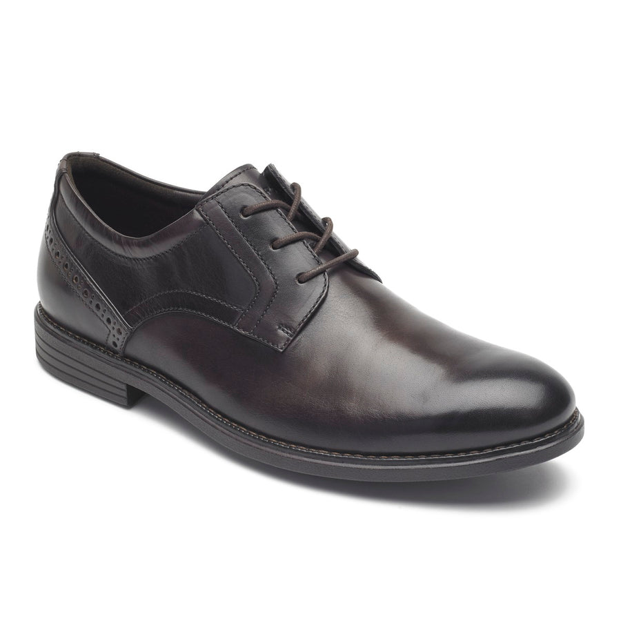 Madson Java Leather Plain Toe
