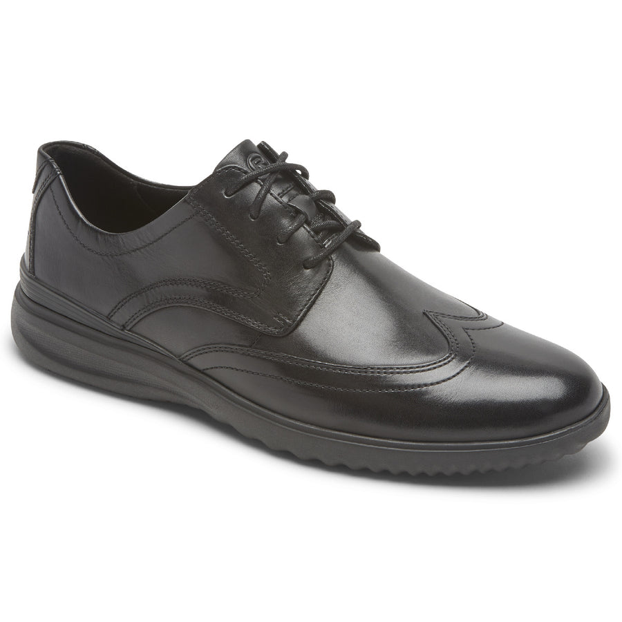 DresSports Accel Black Wingtip