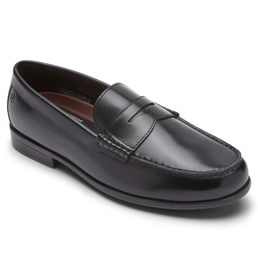 Classic Loafer 2 Waterproof Black Pennymoch