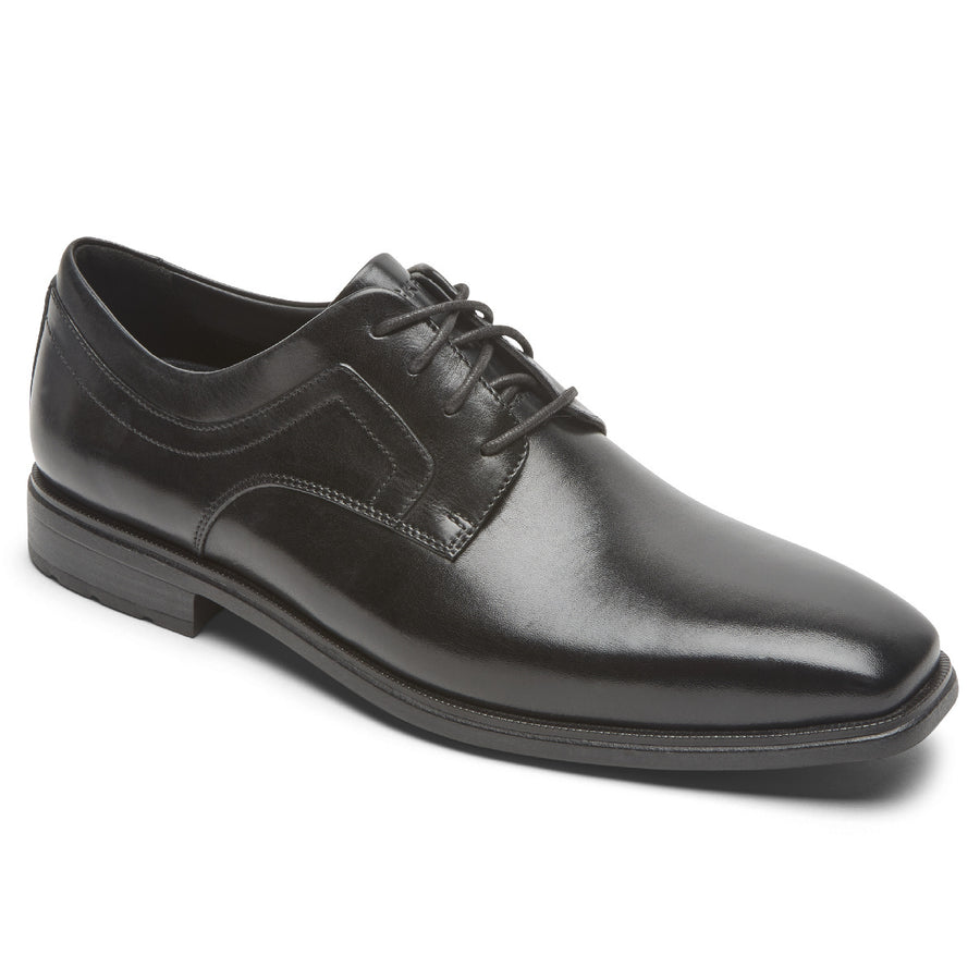 DresSports Business 2 Black Glass Plain Toe