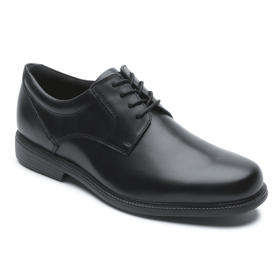 Charlesroad Black Easy Care Plaintoe