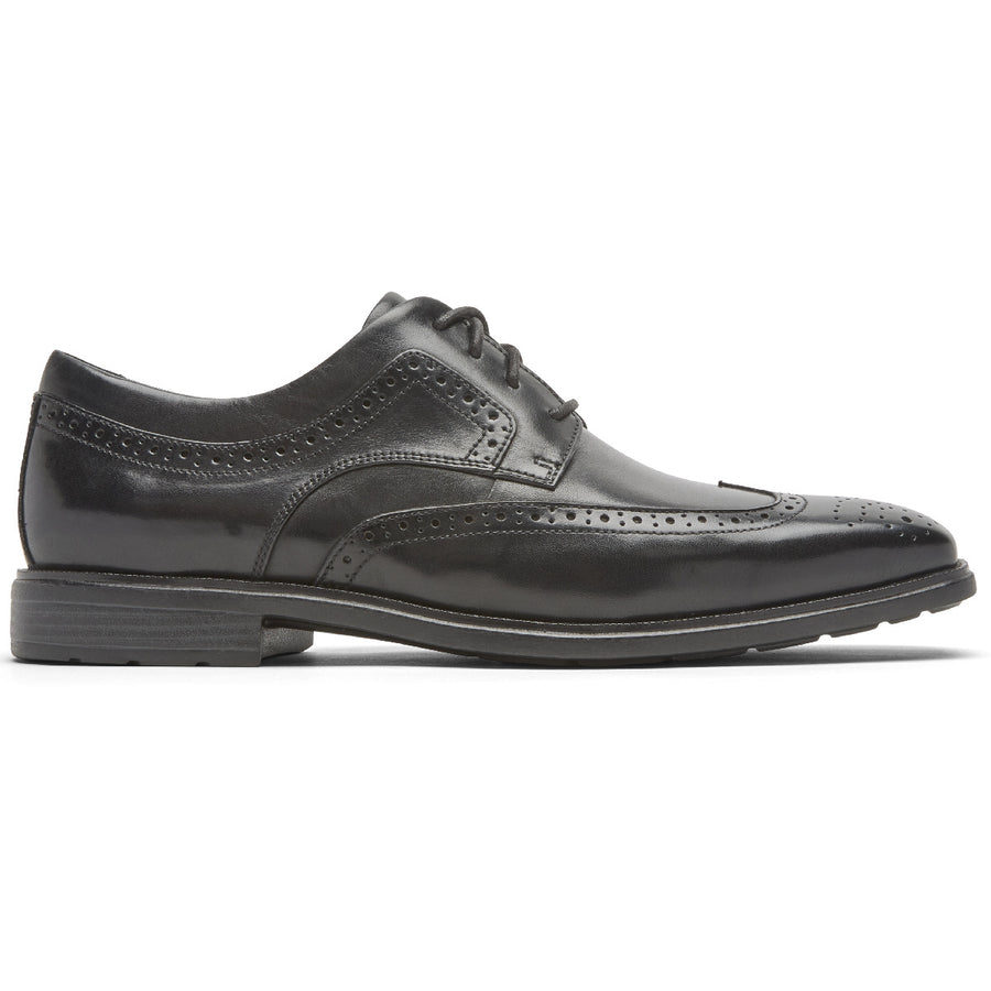 DresSports Business 2 Black Glass Wingtip