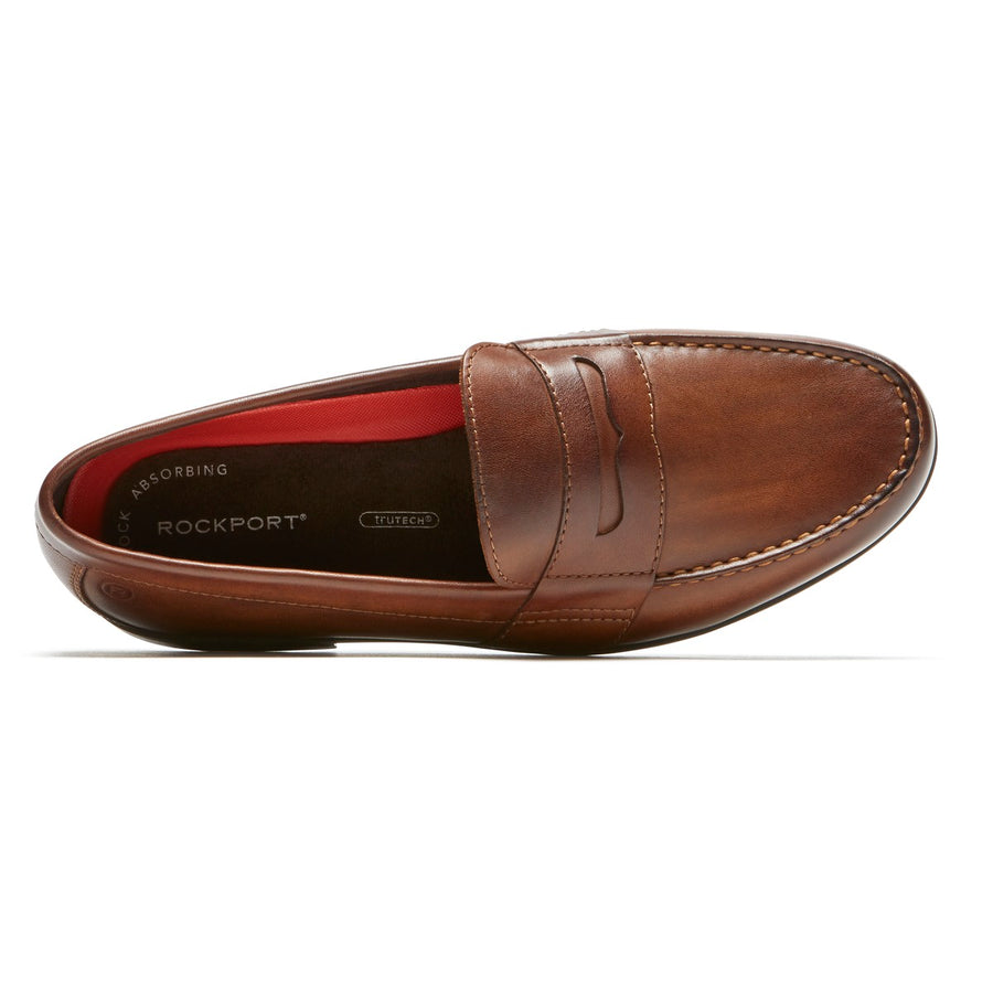 Classic Loafer Lite 2 Dark Brown Penny