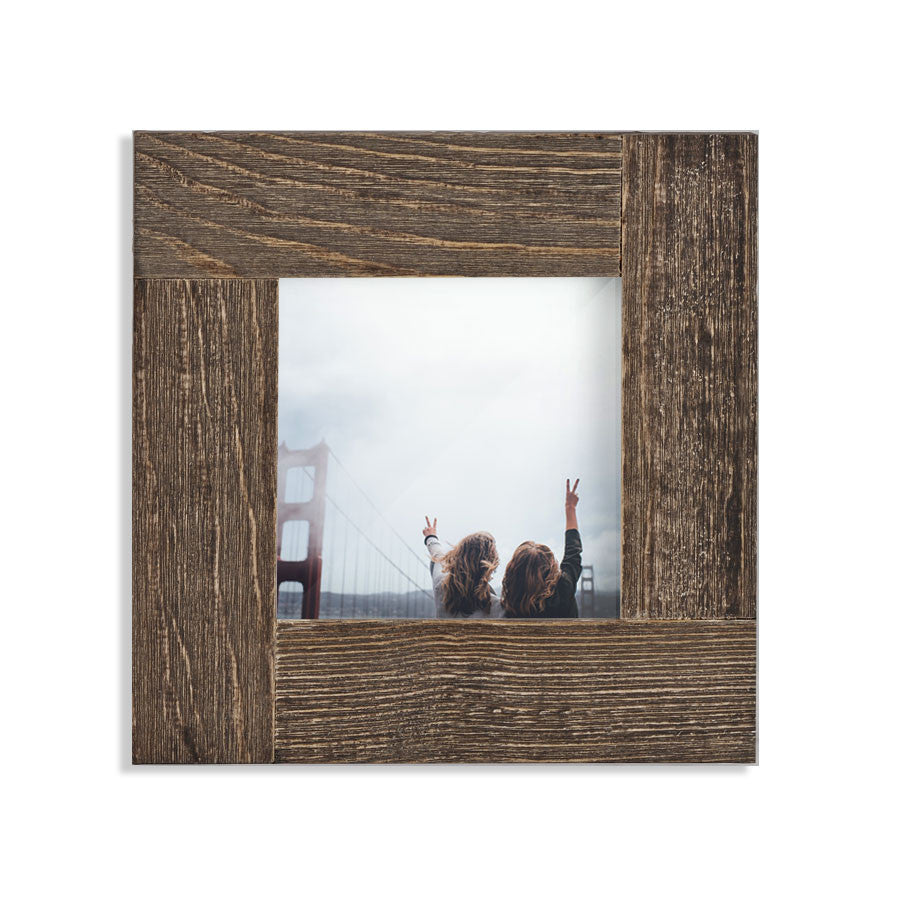 Modern wood frames for square instagram prints tiny mighty frames 4x4 frames no mat jeuxipadfo Choice Image