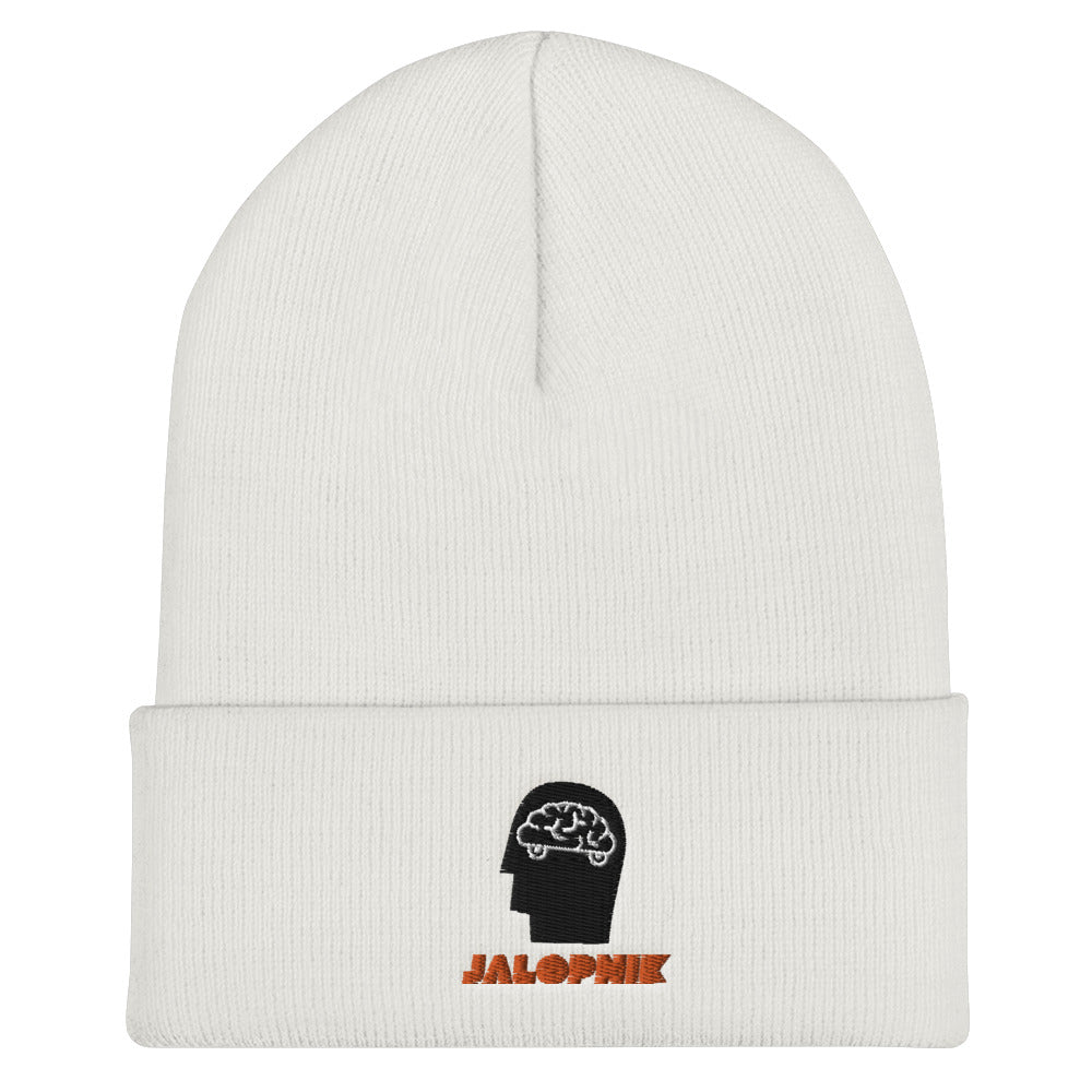 Jalopnik Graphic Cuffed Beanie