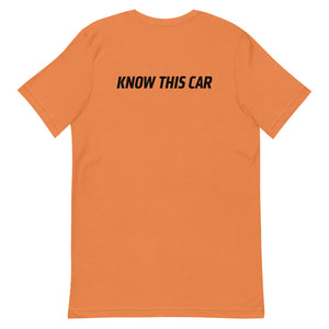 """Know This Car"" Unisex T-Shirt"