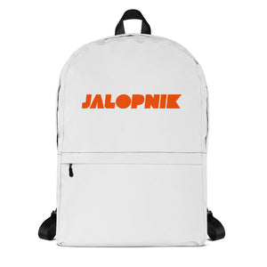 Jalopnik Logo Backpack