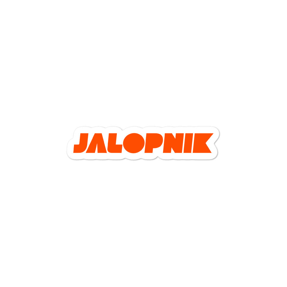 Jalopnik Logo Stickers