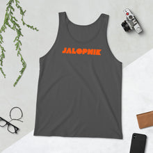 Load image into Gallery viewer, Jalopnik Logo Unisex Tank Top