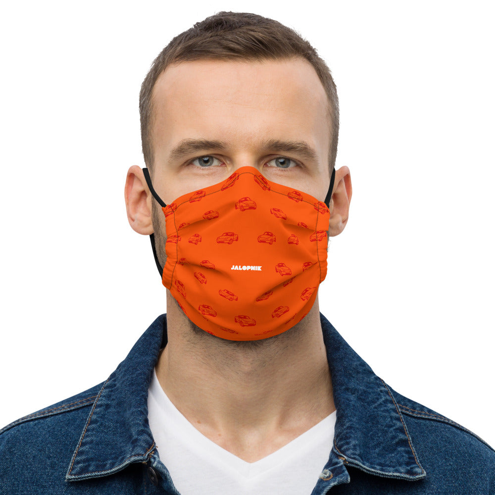 Jalopnik Car Face mask