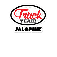 "Load image into Gallery viewer, ""Truck Yeah"" Stickers"
