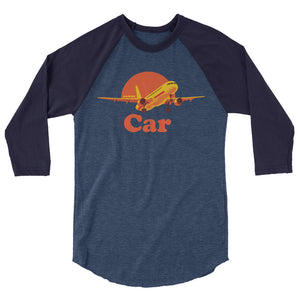 Car Jalopnik Baseball T-Shirt