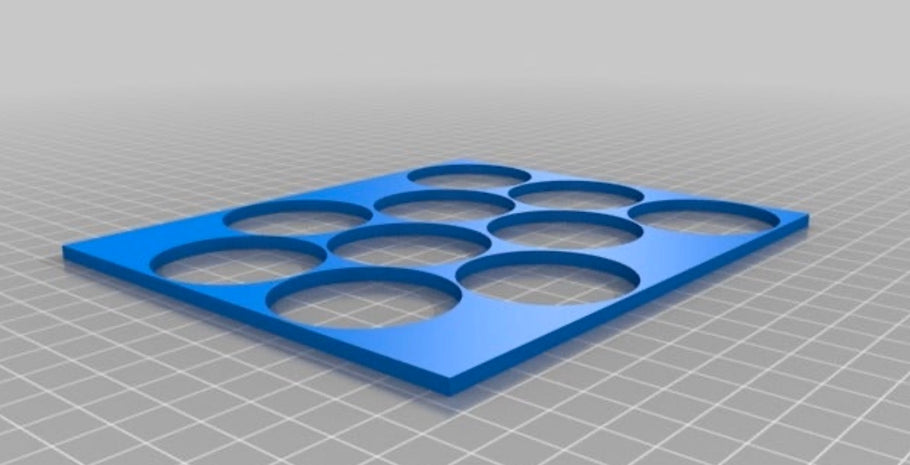 3D Printable components for TABLEWAR Cases