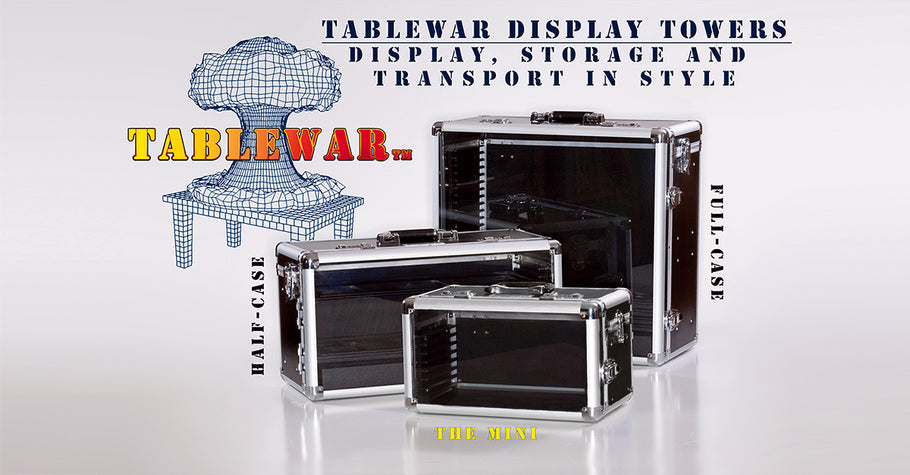 TABLEWAR® Tower Cases