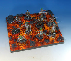 Wappel Splintered Fang Warcry charity raffle miniatures