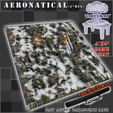 Best Aeronautica Batlemat for Tabletop Wargaming Neoprene