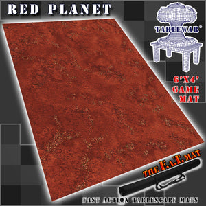 6x4 'Red Planet'