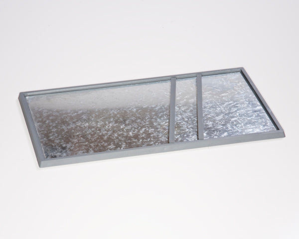 Double-wide Bottom Base Unit-Tray
