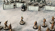 Load image into Gallery viewer, Star Wars Legion Battlefield Gaming Mat
