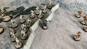 Star Wars Legion Battlefield Gaming Mat