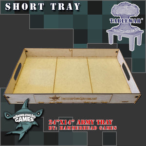 Army Carrying Tray
