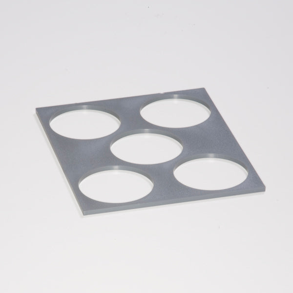 5x50mm PP Unit Tray Topper
