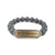 HEMATITE RESURRECTION STRETCH BRACELET