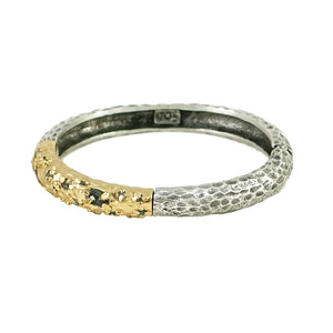 GOLD ICHIBU .50 BANGLE