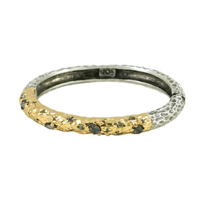 GOLD ICHIBU .75 BANGLE