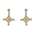 GOLD SAHARA EARRINGS
