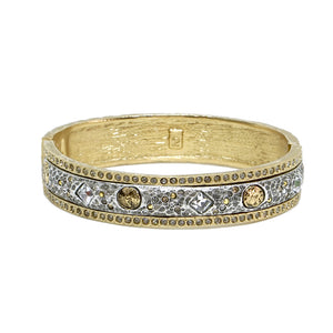 GOLD SKHIRAT ID BANGLE